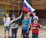 Зарница — выездной квест, команда Россия!