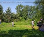 Штаб 1 команды — Зарница