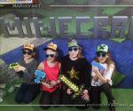 Дети на игре «Майнкрафт»