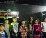 Компания одноклассников на «Майнкрафт»