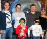 Семья на квесте «Назад в будущее»