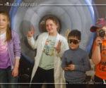 Активный квест для одноклассников «Назад в будущее»