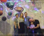 Семья на магическом квесте