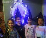 Веселые детки на магическом квесте