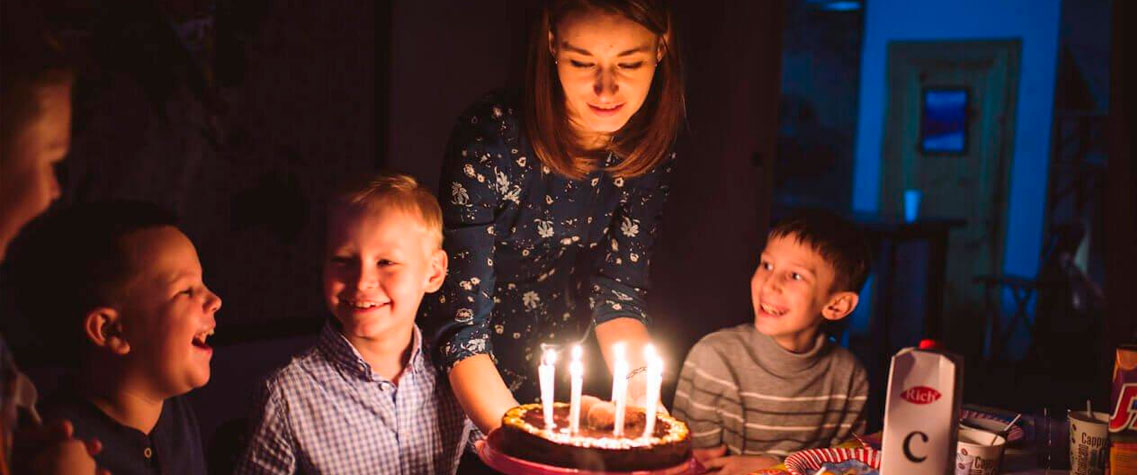 Лучшее развлечения для детей и их родителей