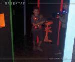 Весело, играя в лазертаг