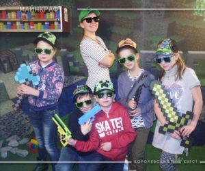 Майнкрафт — квест для детей